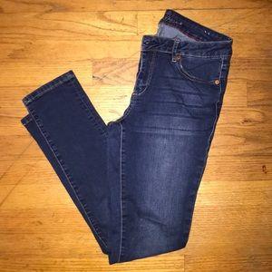 Chip & Pepper Dark Wash Skinny Jeans